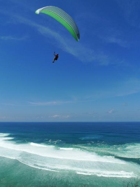 Paraventures, Timbus, Bali