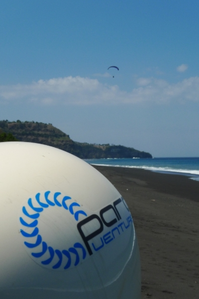Paraventures, Candidasa, Bali