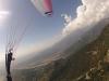 Paraventures flying in Bir, India
