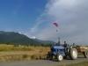 Views from the landing field, Bir, India