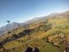 Flying the UP Makalu 3 at Coronet Peak, New Zealand