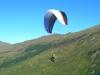 Flying the UP Kantega XC2 at Coronet Peak, NZ