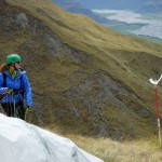 Treble Cone Paragliding Launch